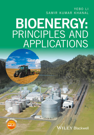 Bioenergy: Principles and Applications (1118568370) cover image