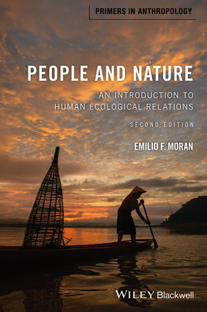 People and Nature: An Introduction to Human Ecological Relations, 2nd Edition (1118877470) cover image