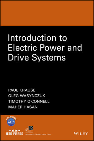 Introduction to Electric Power and Drive Systems (1119214270) cover image