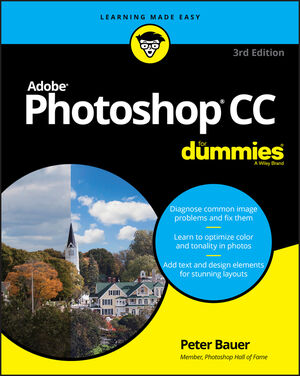 Adobe Photoshop Cc For Dummies 3rd Edition Wiley