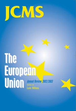 The European Union: Annual Review 2003/2004 (1405108770) cover image