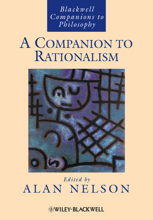 A Companion to Rationalism (1405150270) cover image