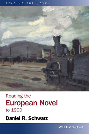 Reading the European Novel to 1900 (1444330470) cover image