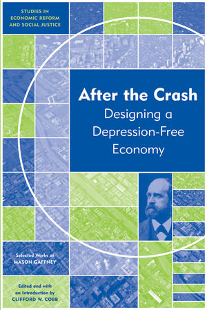After the Crash: Designing a Depression-free Economy (1444333070) cover image