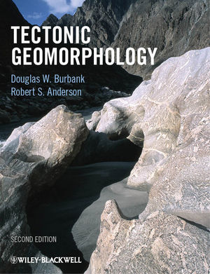 Book Cover Image for Tectonic Geomorphology, 2nd Edition