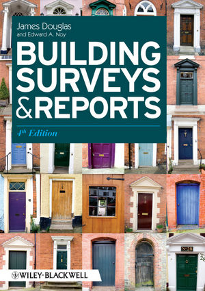 Building Surveys and Reports, 4th Edition (1444391070) cover image