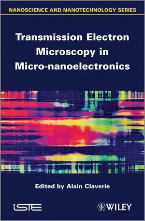 Transmission Electron Microscopy in Micro-nanoelectronics (1848213670) cover image