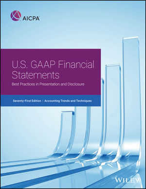 Accounting Trends and Techniques: U.S. GAAP Financial Statements--Best Practices in Presentation and Disclosure