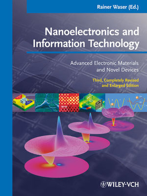 Nanoelectronics and Information Technology, 3rd Edition (3527409270) cover image