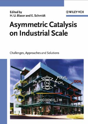 Asymmetric Catalysis on Industrial Scale: Challenges, Approaches and Solutions