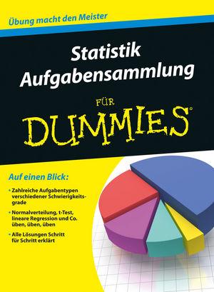 Statistik Aufgabensammlung für Dummies