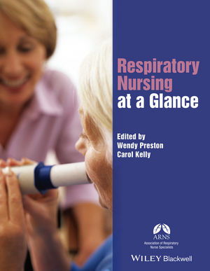 Respiratory Nursing at a Glance (EHEP003570) cover image