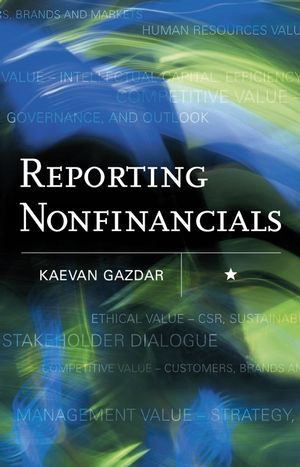 Reporting Nonfinancials