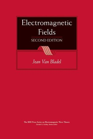 Electromagnetic Fields, 2nd Edition (0470124571) cover image