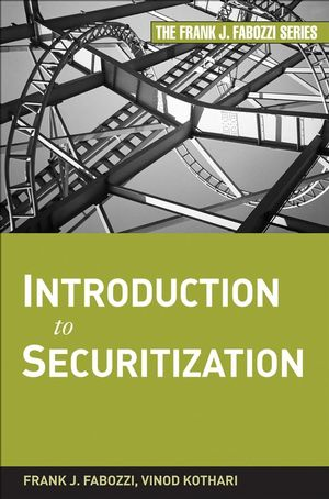Introduction to Securitization (0470419571) cover image