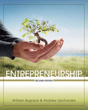 Entrepreneurship, 2nd Edition (0470450371) cover image