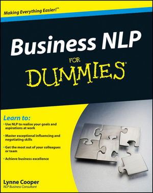 Business NLP For Dummies (0470697571) cover image