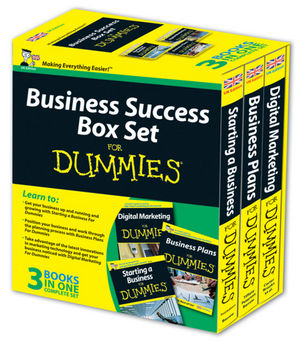 Business Success Box Set For Dummies (0470745371) cover image