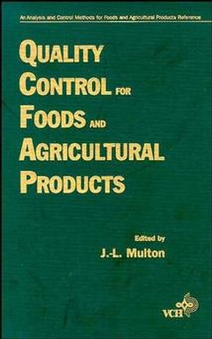 Quality Control for Food and Agricultural Products