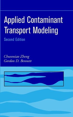 Applied Contaminant Transport Modeling, 2nd Edition (0471384771) cover image