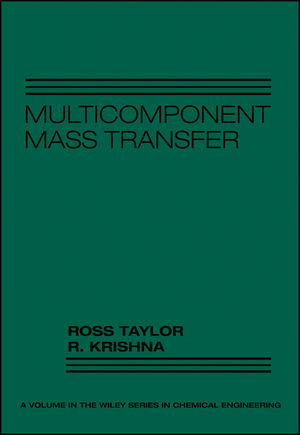 Multicomponent Mass Transfer (0471574171) cover image