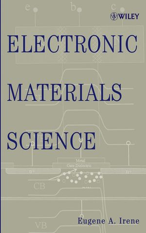 Electronic Materials Science (0471695971) cover image