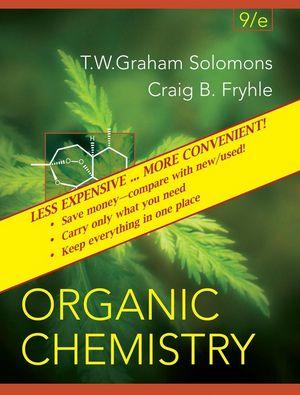 Organic Chemistry, Binder Ready Version, 9th Edition