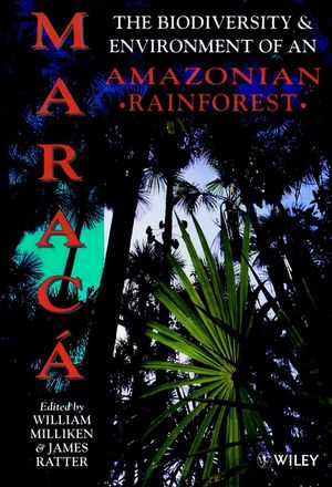 Marac�: The Biodiversity and Environment of an Amazonian Rainforest (0471979171) cover image