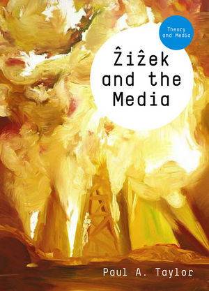 Zizek and the Media (0745643671) cover image
