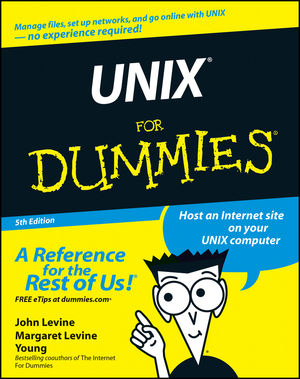 UNIX For Dummies, 5th Edition
