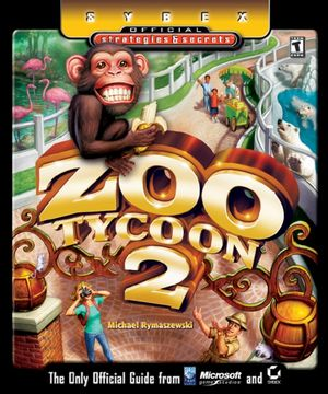 Zoo Tycoon� 2: Sybex Official Strategies & Secrets (0782143571) cover image