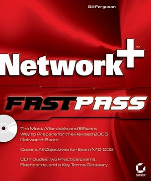 Network+ Fast Pass (0782144071) cover image