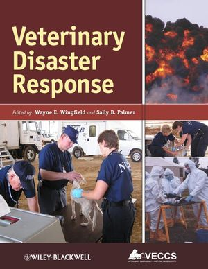 Veterinary Disaster Response (0813807271) cover image