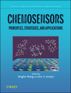 Chemosensors: Principles, Strategies, and Applications (1118019571) cover image