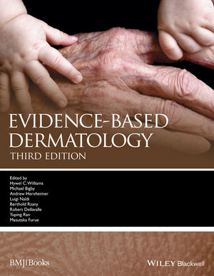 Evidence-Based Dermatology, 3rd Edition (1118357671) cover image