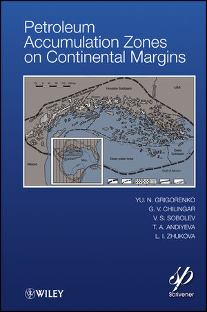 Petroleum Accumulation Zones on Continental Margins (1118385071) cover image