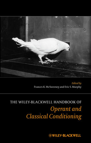 The Wiley Blackwell Handbook of Operant and Classical Conditioning (1118468171) cover image