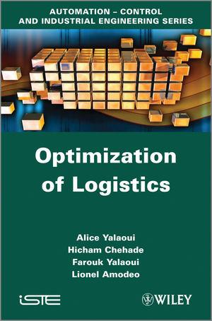 Optimization of Logistics (1118569571) cover image