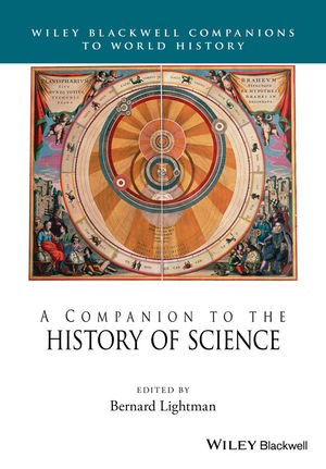 A Companion to the History of Science (1118620771) cover image