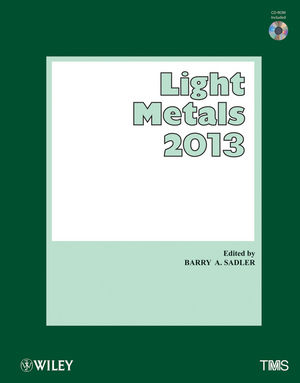 Light Metals 2013 (1118663071) cover image
