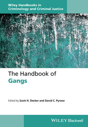 The Handbook of Gangs (1118726871) cover image