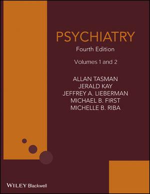 Psychiatry, 2 Volume Set, 4th Edition