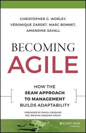 Becoming Agile: How the SEAM Approach to Management Builds Adaptability (1119011671) cover image