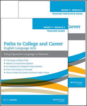 English Language Arts, Grade 11 Module 2: Using Figurative Language or Rhetoric, Teacher Set