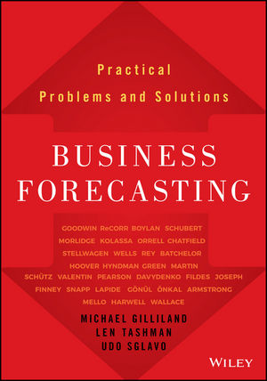 Business Forecasting: Practical Problems and Solutions (1119228271) cover image