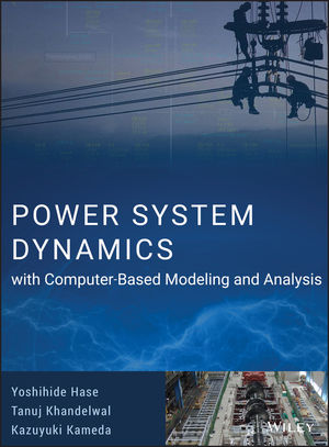 Power System Dynamics with Computer Based Modeling and Analysis