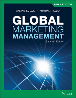 Global Marketing Management, 7th Edition, EMEA Edition