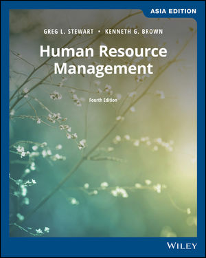 <span class='search-highlight'>Human</span> Resource Management, 4th Edition Asia Edition