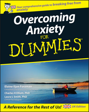 Overcoming Anxiety For Dummies (1119998271) cover image