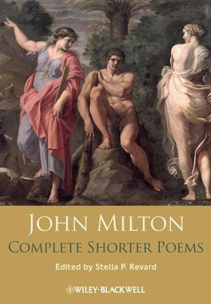 John Milton Complete Shorter Poems (1405129271) cover image
